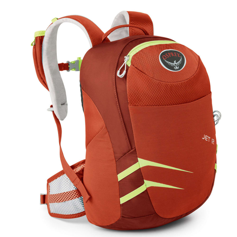 OSPREY Kids' Jet 12 Daypack - STRAWBERRY