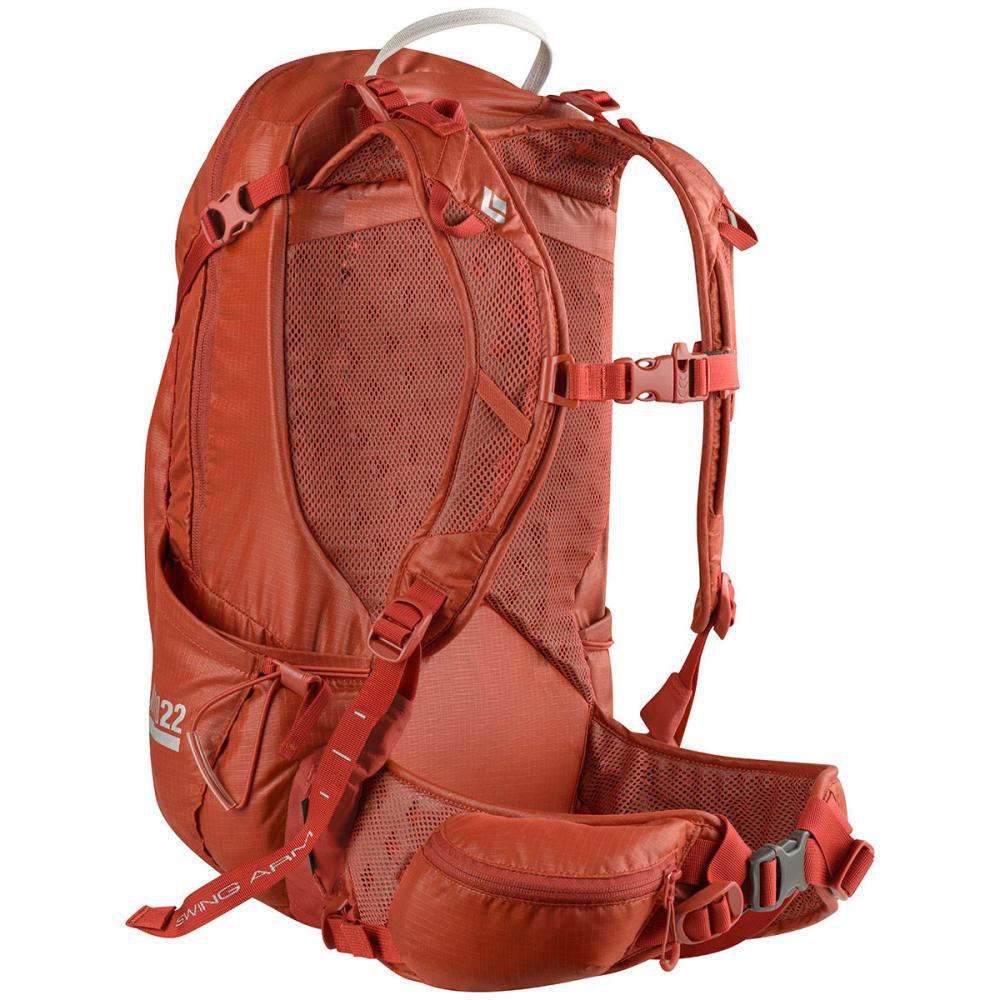 BLACK DIAMOND Nitro 22 Backpack - DEEP TORCH