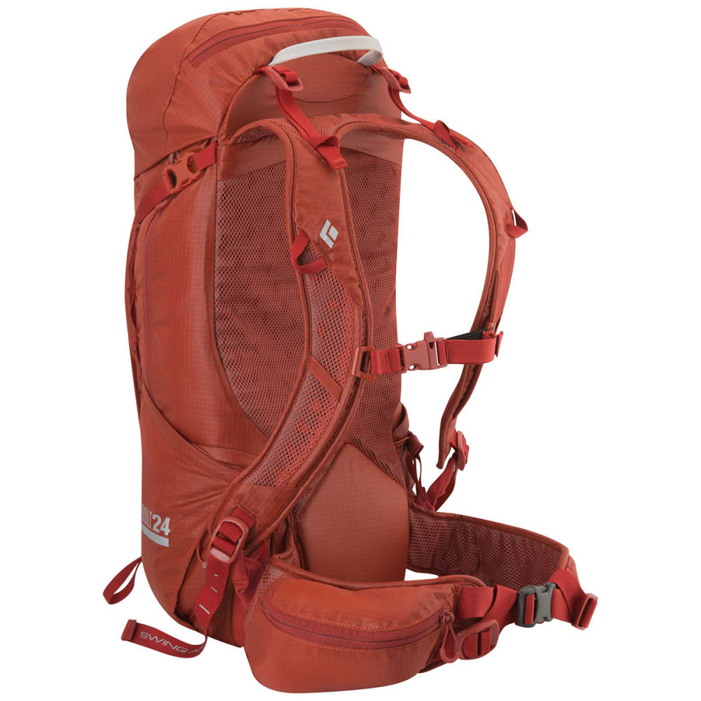BLACK DIAMOND Bolt 24 Backpack  - DEEP TORCH