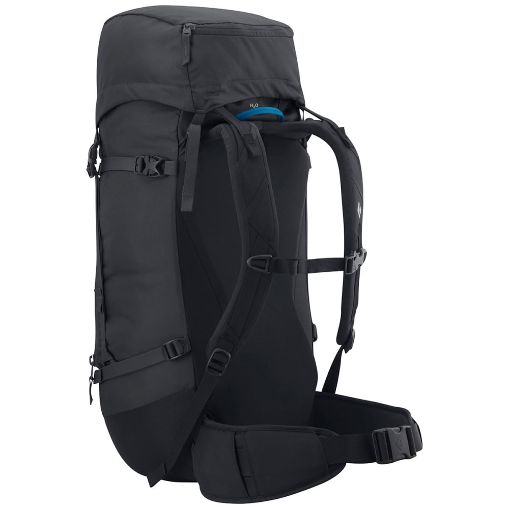 BLACK DIAMOND Stone 45 Backpack  - BLACK
