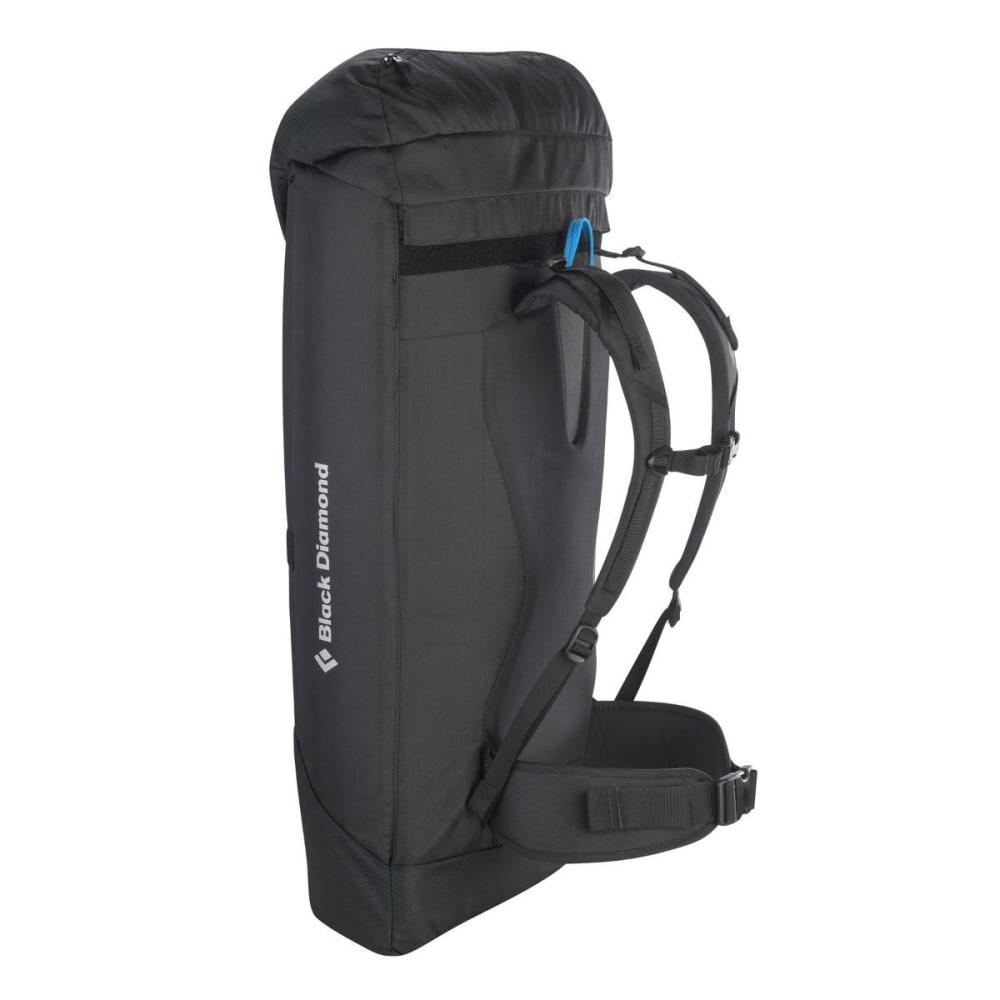 BLACK DIAMOND Pipe Dream 45 Crash Pad Backpack - BLACK