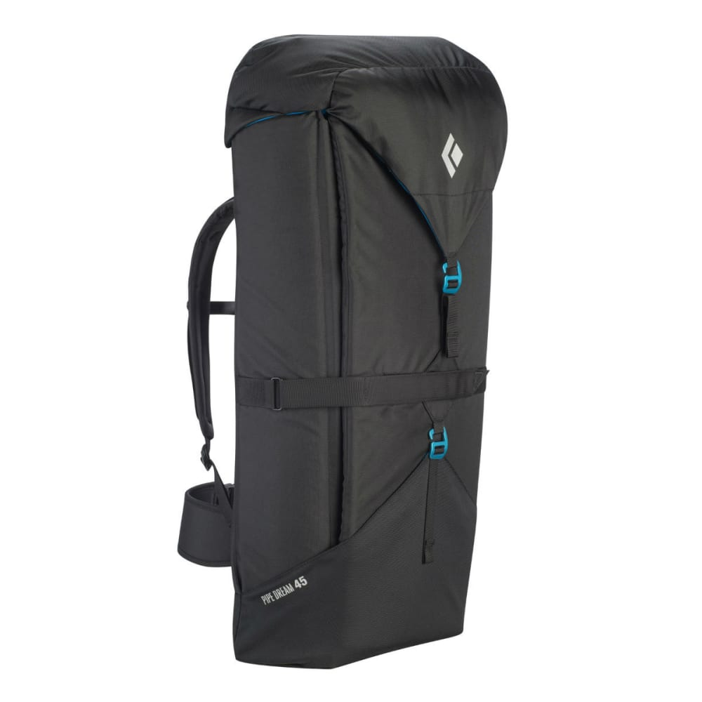 BLACK DIAMOND Pipe Dream 45 Crash Pad Backpack  - BLACK