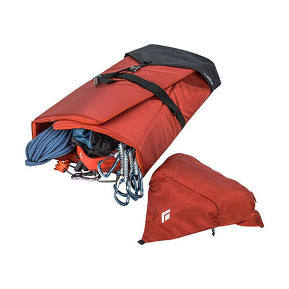 BLACK DIAMOND Pipe Dream 45 Crash Pad Backpack  - DEEP TORCH