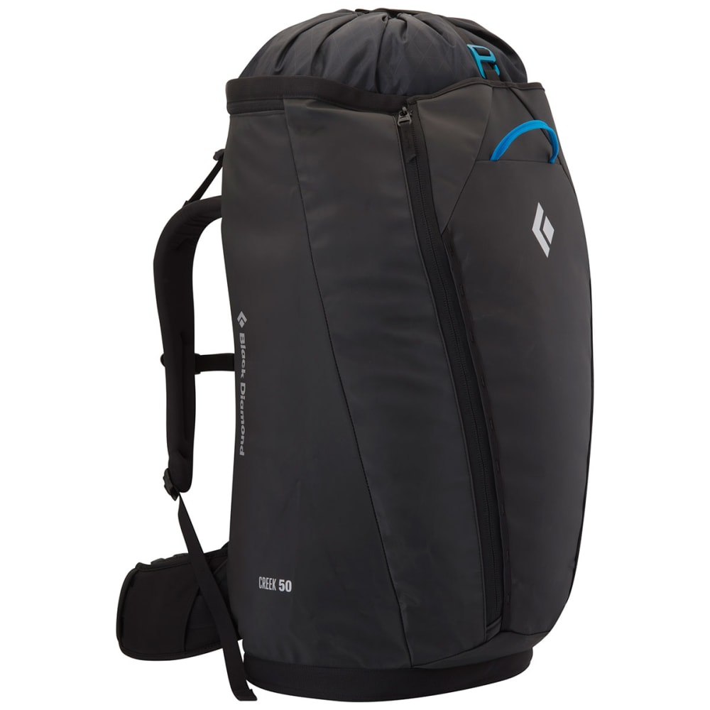 BLACK DIAMOND Creek 50 Pack - BLACK