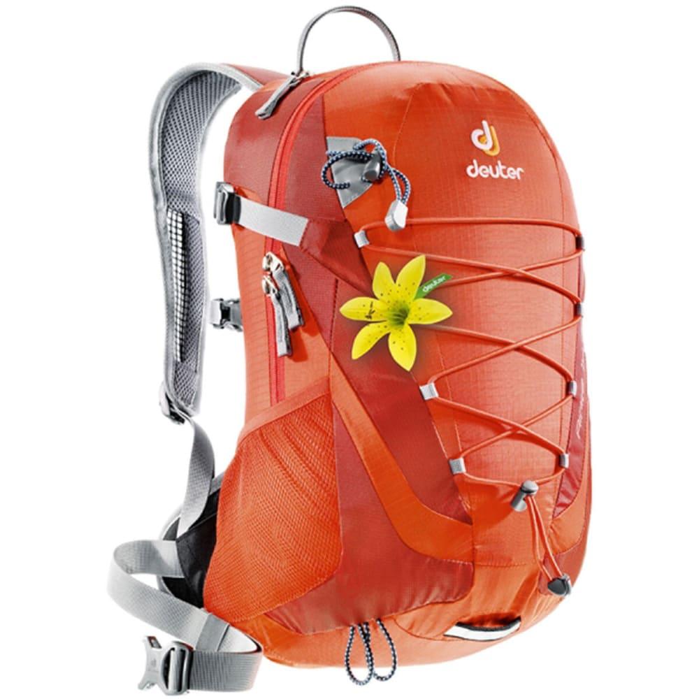 DEUTER Women's Airlite 14 SL Backpack - PAPAYA/LAVA
