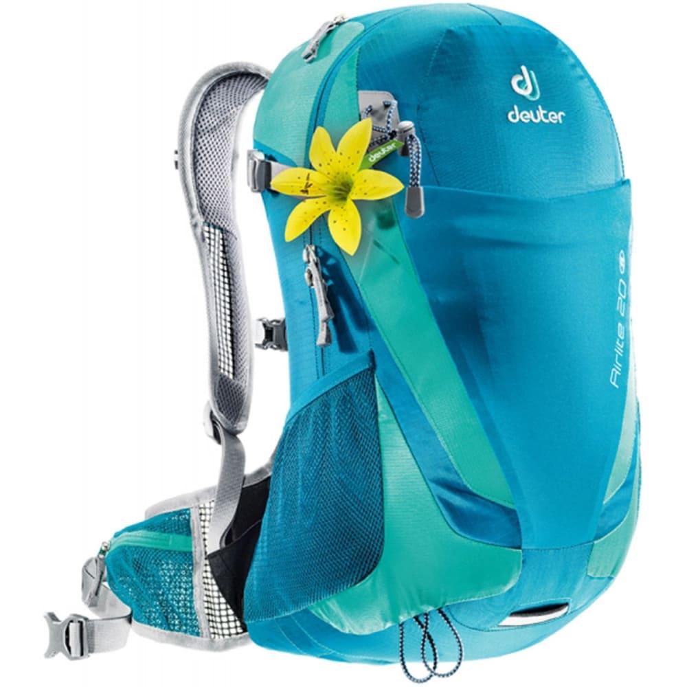 DEUTER Women's Airlite 20 SL Backpack - PETROL/MINT
