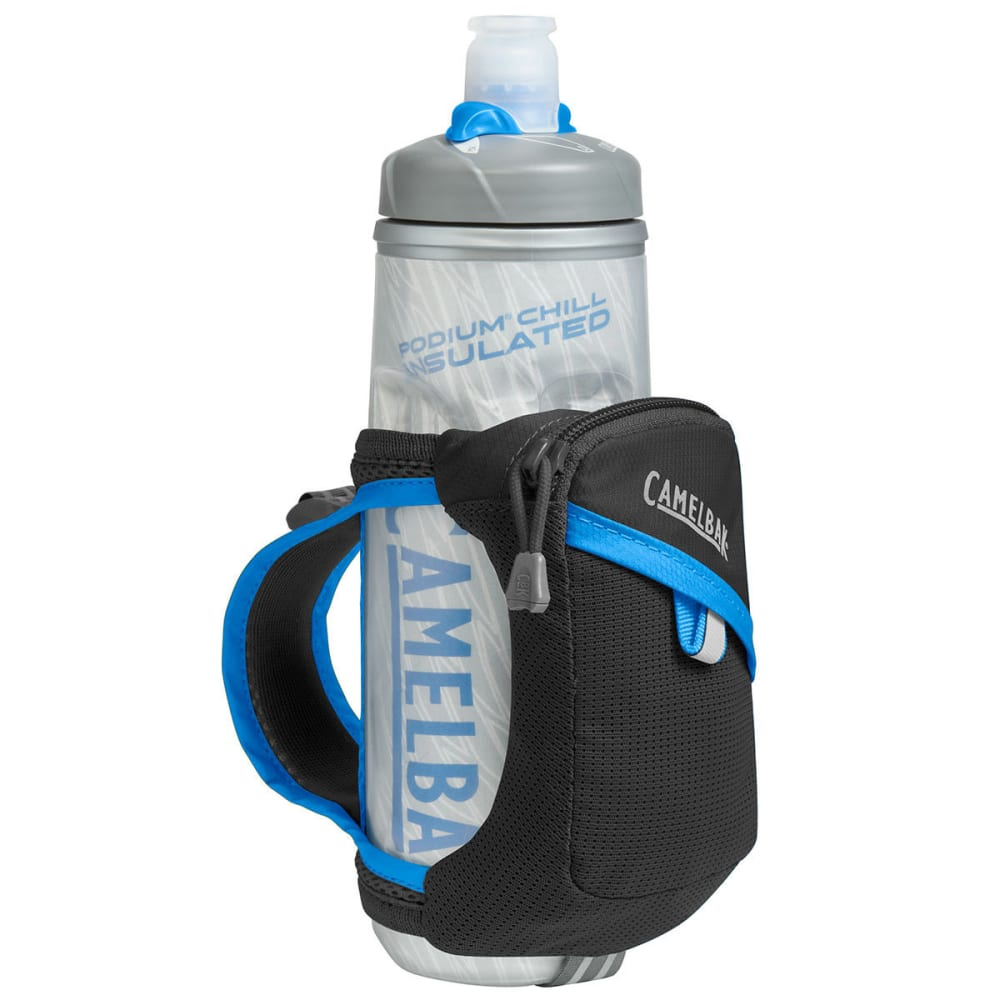 CAMELBAK Quick Grip Chill Water Bottle - BLACK 62430