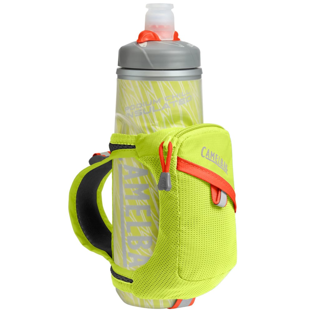 CAMELBAK Quick Grip Chill Water Bottle  - LIME PUNCH 62433