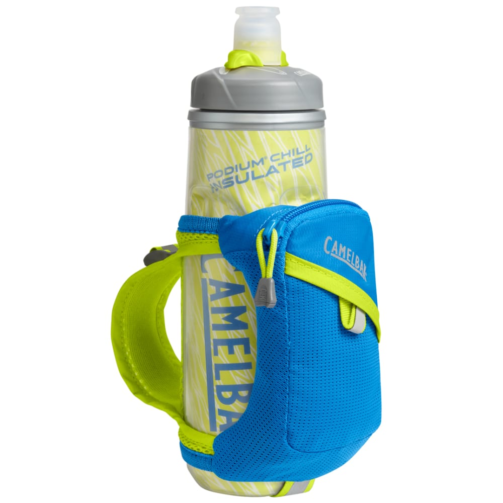 CAMELBAK Quick Grip Chill Water Bottle  - ELECTRIC BLUE 62432
