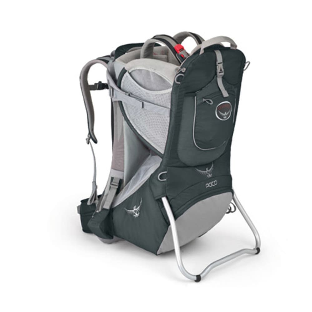 OSPREY Poco Child Carrier - KOALA GREY