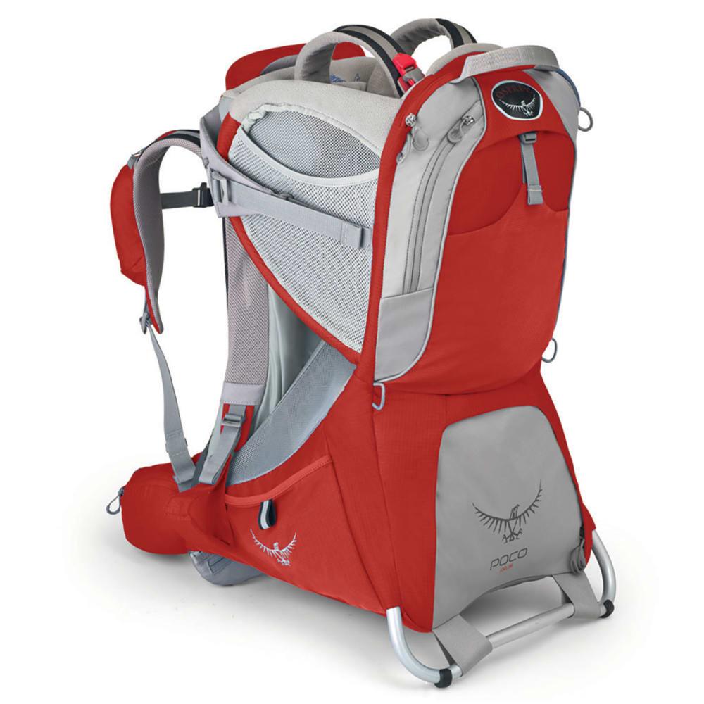 f0c8b48379b OSPREY Poco Plus Child Carrier - ROMPER RED