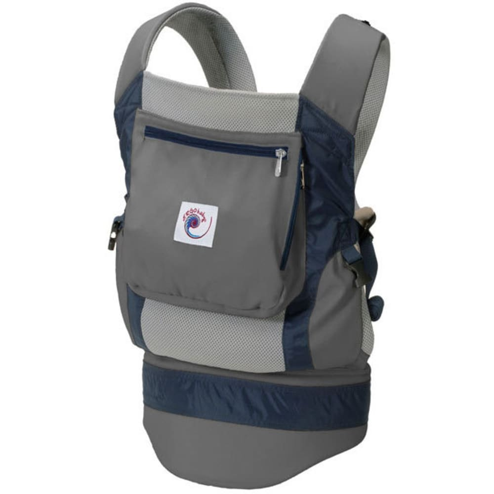 ERGOBABY Performance Baby Carrier - GREY