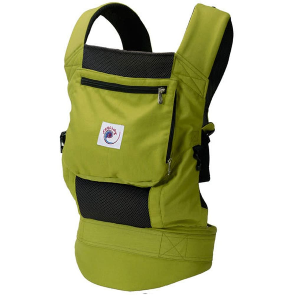 ERGOBABY Performance Baby Carrier - SPRING GREEN