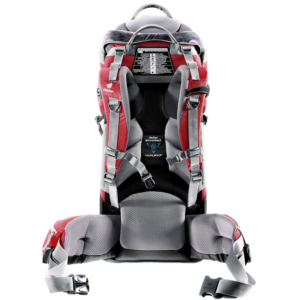 DEUTER Kid Comfort II Child Carrier - ARCTIC