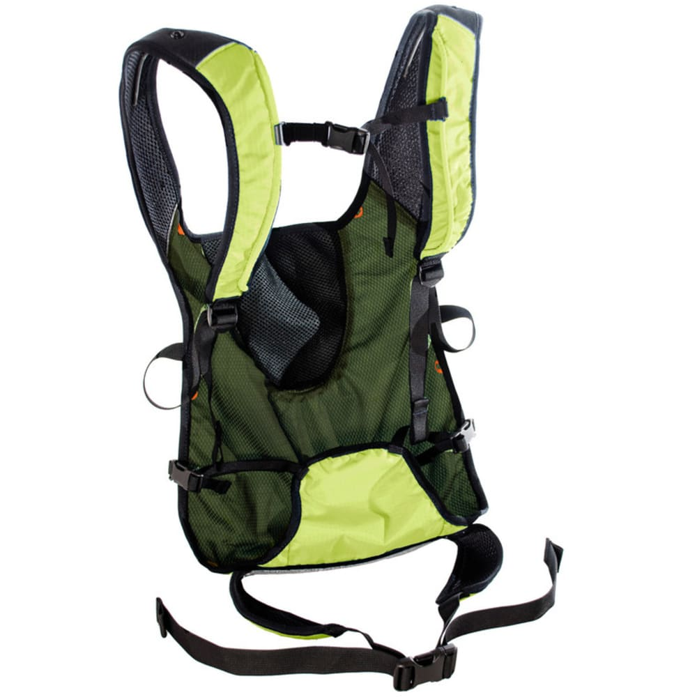 BITYBEAN UltraCompact Child Carrier - LIME