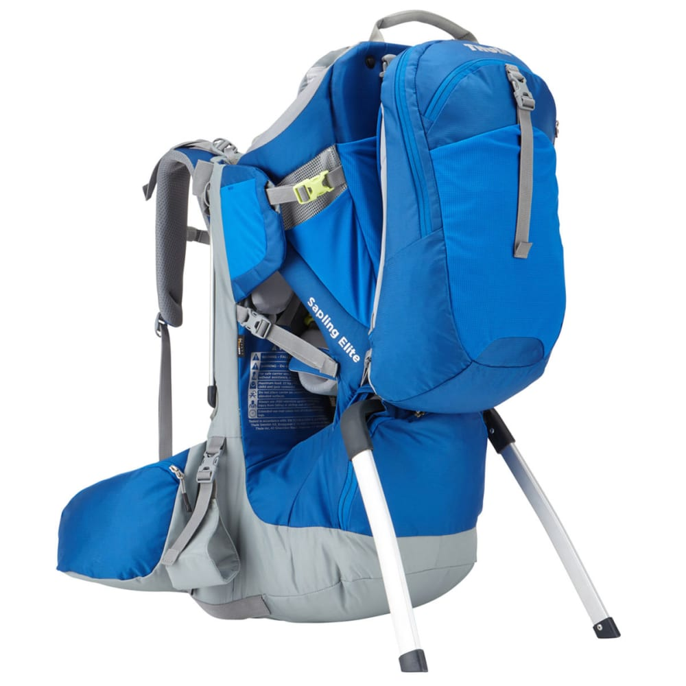 THULE Sapling Elite Child Carrier  - SLATE/COBALT
