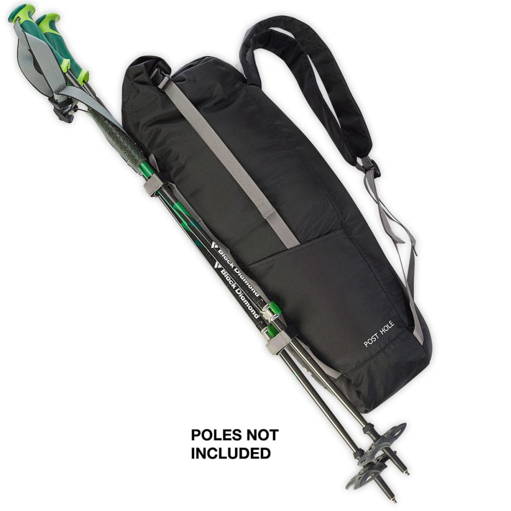 EMS Post Hole Snowshoe Bag - BLACK