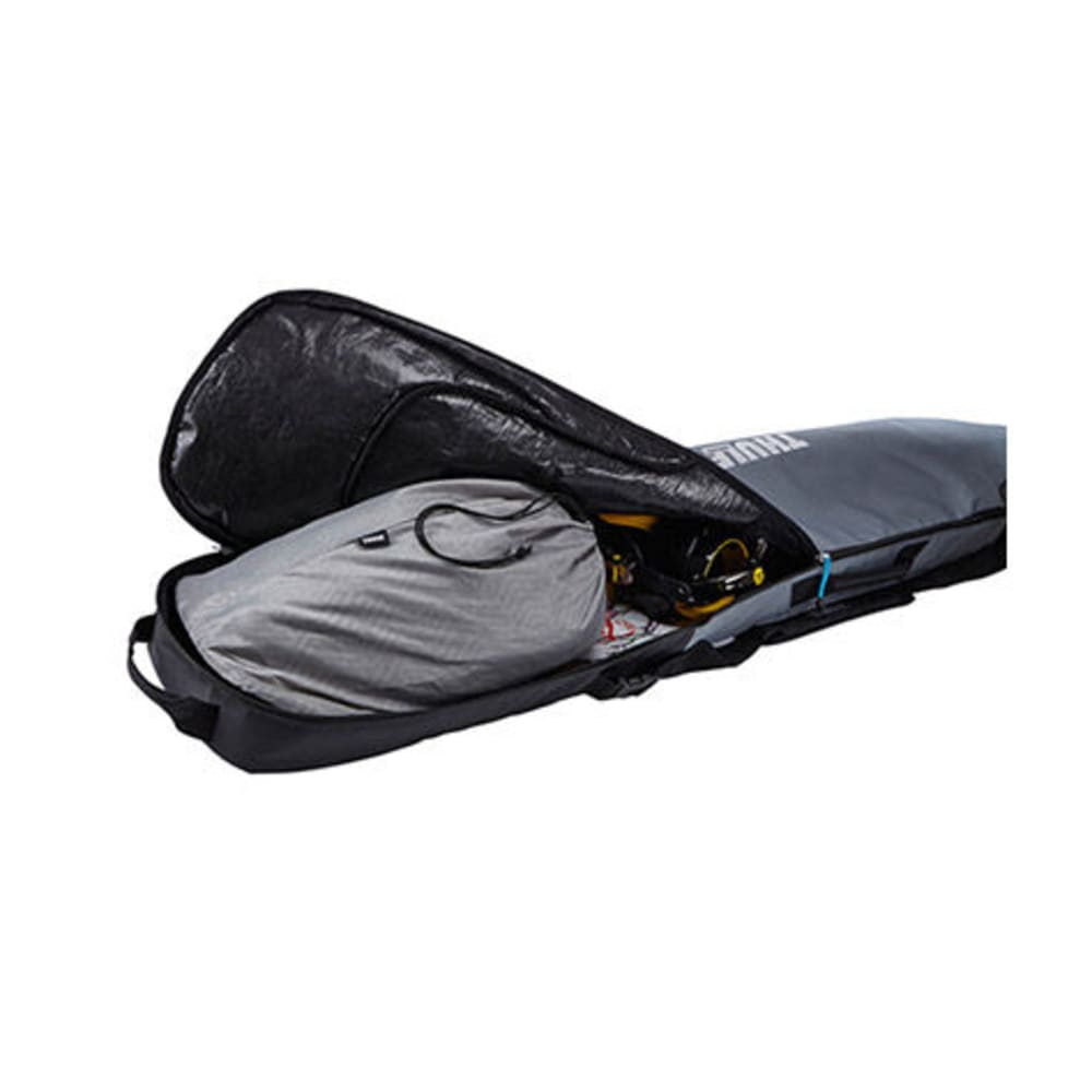 THULE Roundtrip Single Snowboard Carrier - BLACK/SLATE