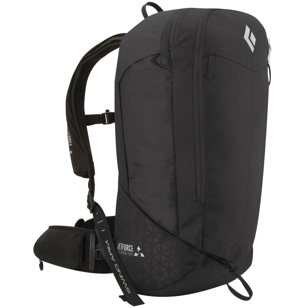 BLACK DIAMOND Halo 28 Jetforce Avalanche Airbag Pack - BLACK