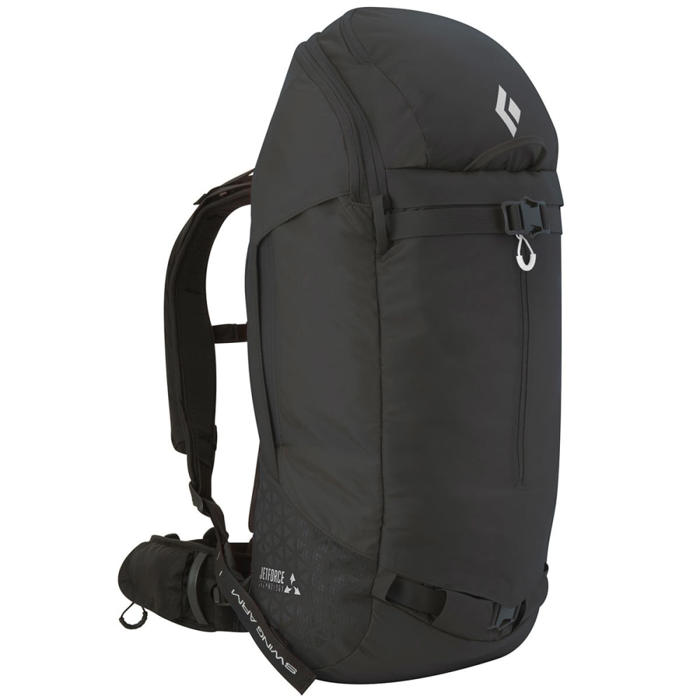 BLACK DIAMOND Saga 40 Jetforce Avalanche Airbag Pack - BLACK
