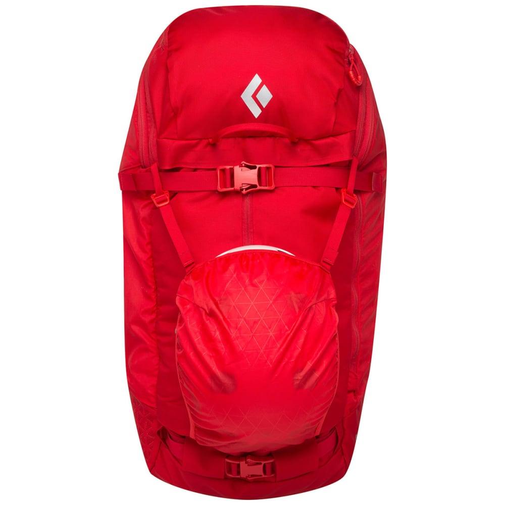 BLACK DIAMOND Saga 40 Jetforce Avalanche Airbag Pack - FIRE RED