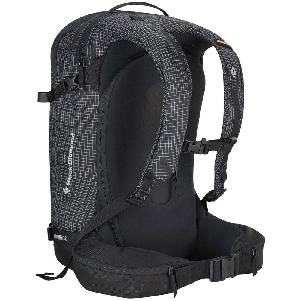 BLACK DIAMOND Dawn Patrol 32 Backpack - BLACK