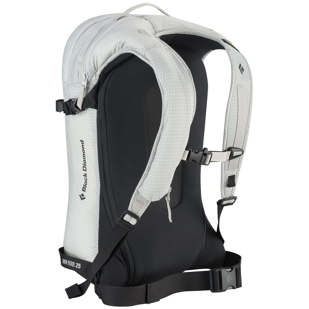 BLACK DIAMOND Dawn Patrol 25 Pack - BLACK/WHITE