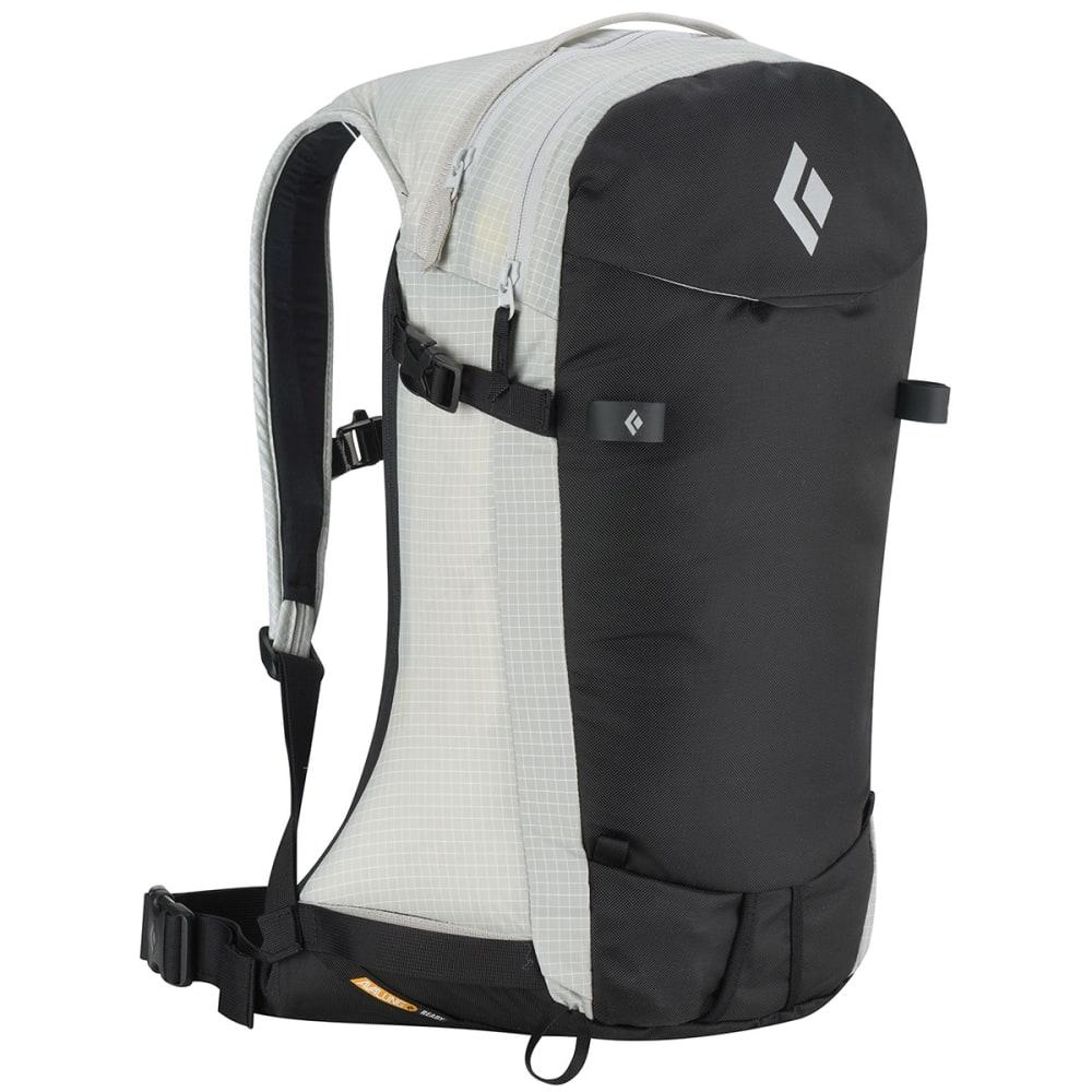 BLACK DIAMOND Dawn Patrol 25 Pack - BLACK/WHITE