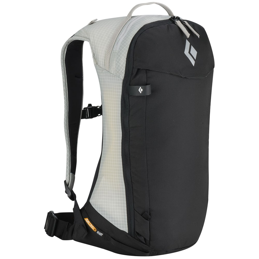BLACK DIAMOND Dawn Patrol 15 Pack - BLACK/WHITE