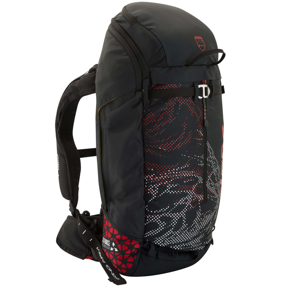 BLACK DIAMOND Pieps Tour Pro 34 JetForce Avalanche Airbag Pack - RED