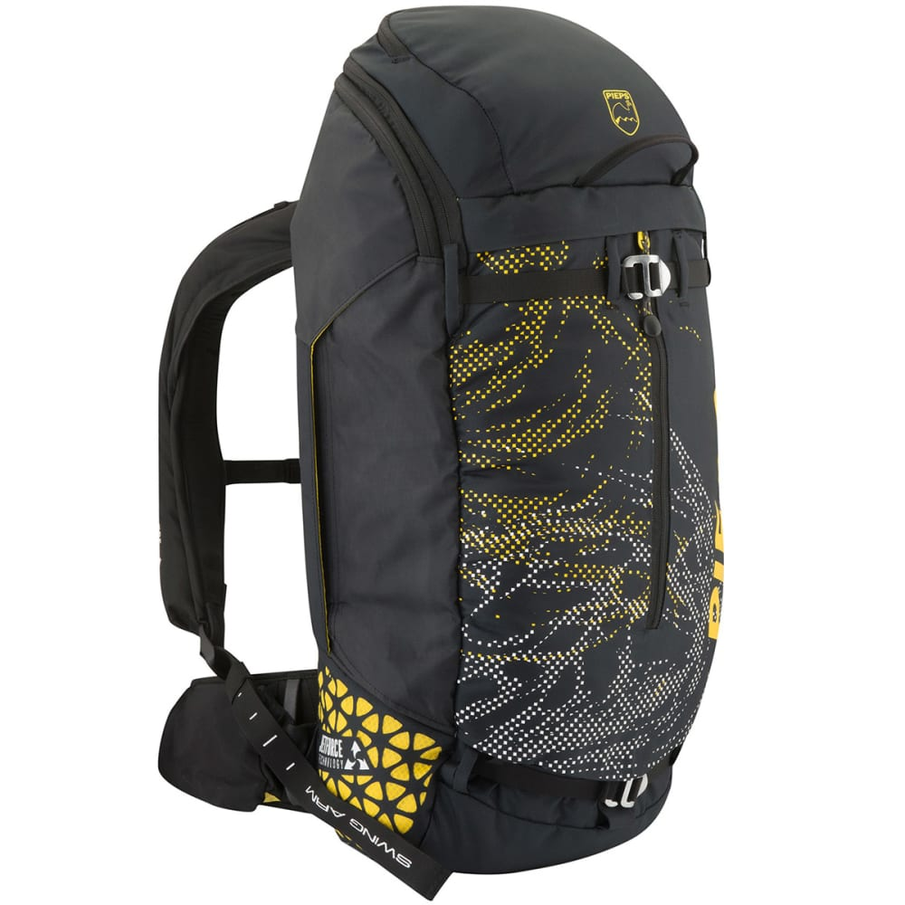PIEPS Tour Pro 34 JetForce Avalanche Airbag Pack - YELLOW