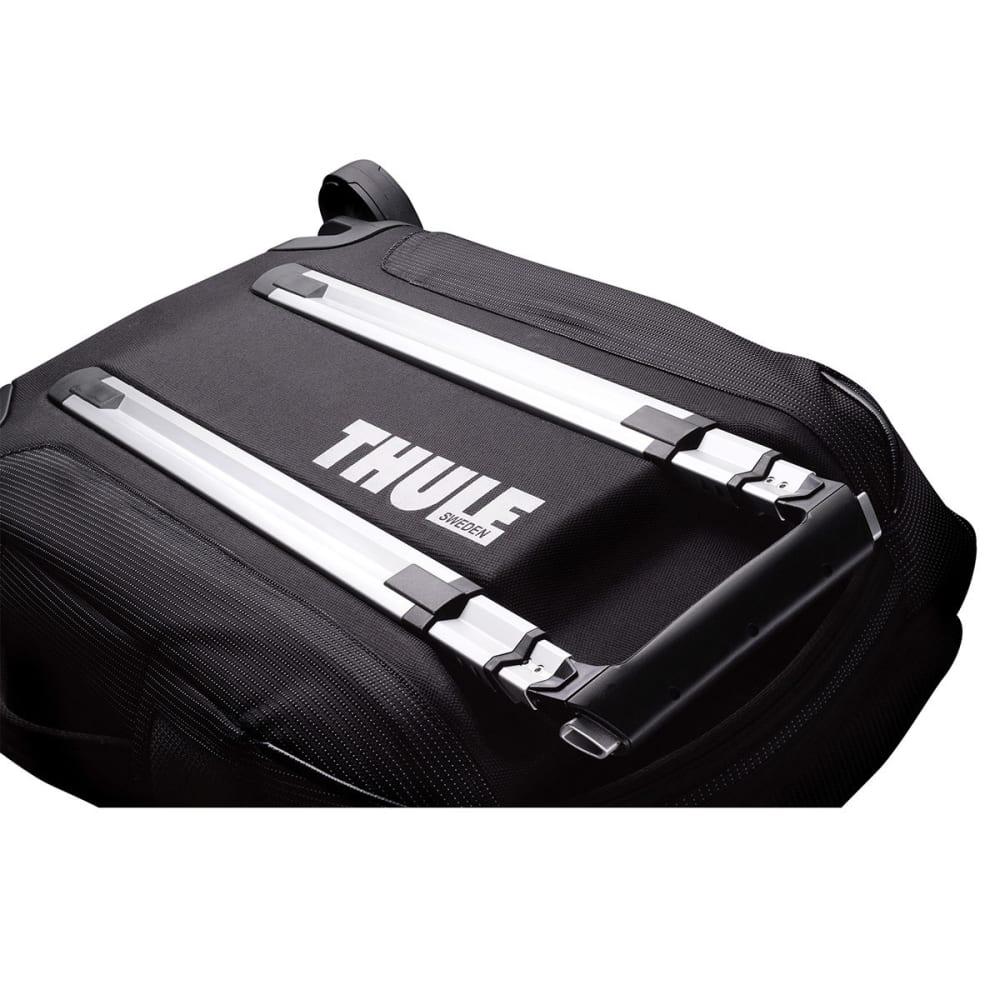 THULE Crossover 87L Rolling Duffel - BLACK