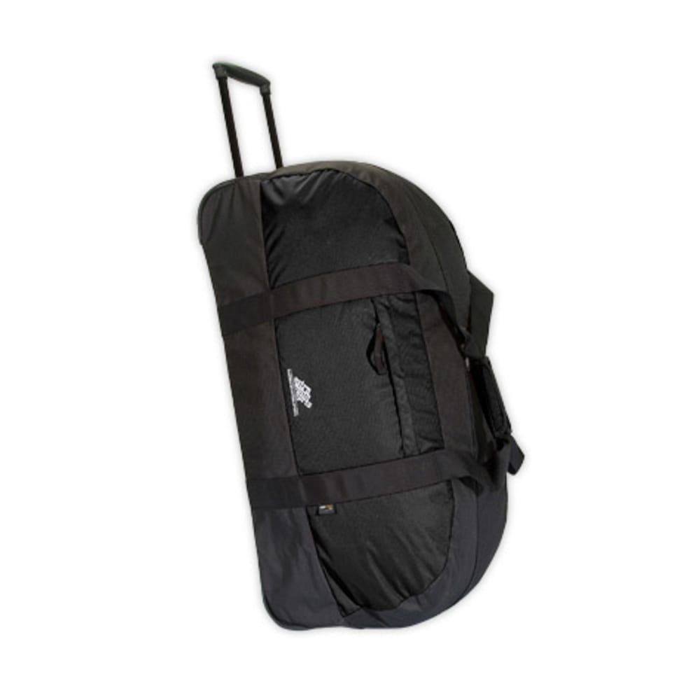 EMS® Wheeled Camp Duffel  - BLACK