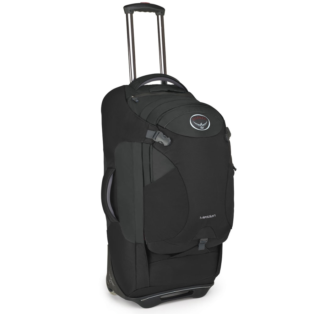OSPREY Meridian 28 Wheeled Luggage - METAL/GREY