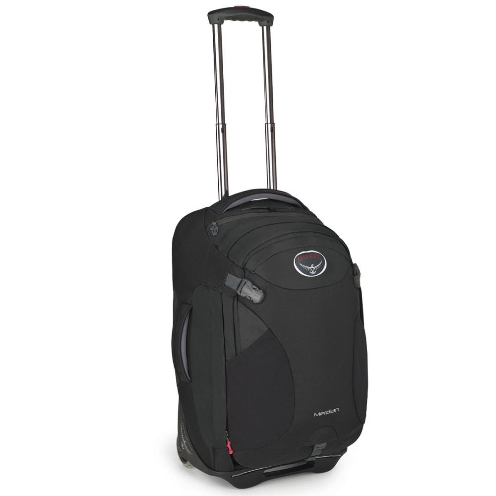OSPREY Meridian 22 Wheeled Luggage - METAL/GREY