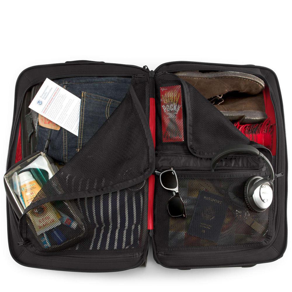 TIMBUK2 Copilot 20 Wheeled Luggage - CARBON TWILL