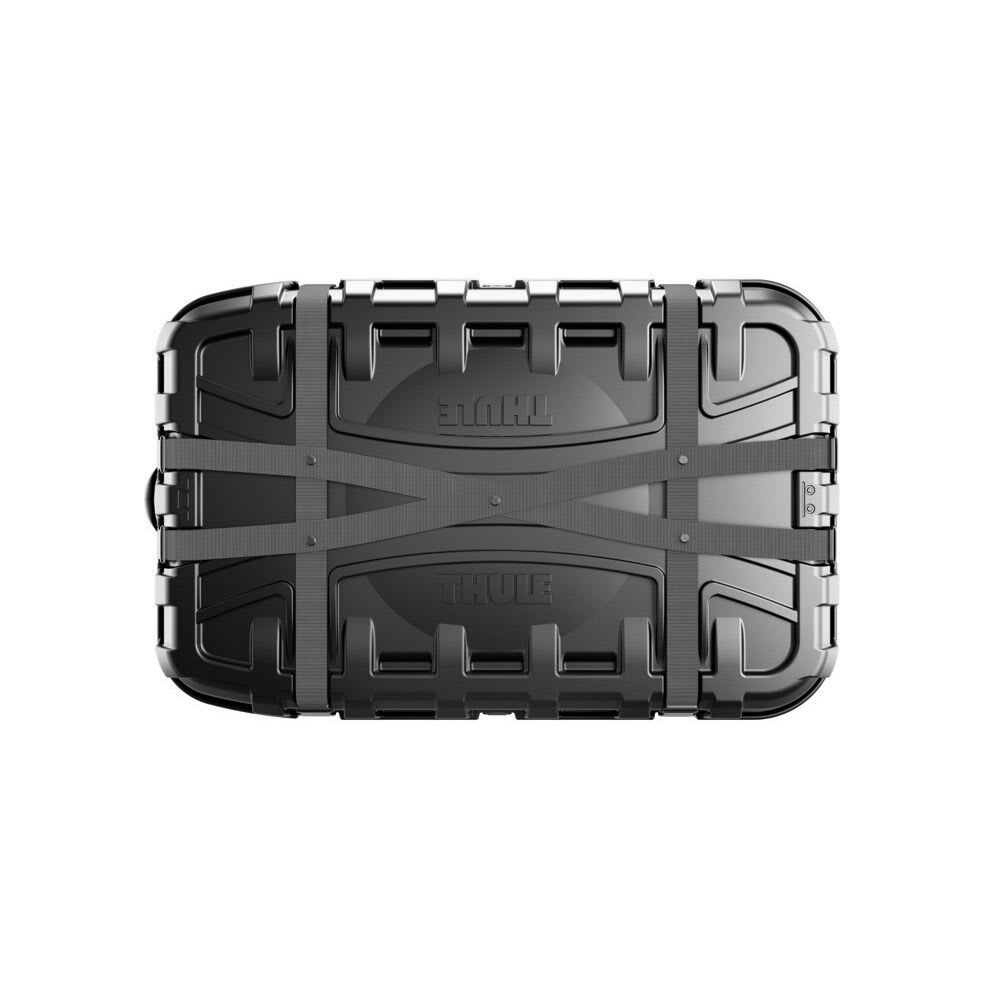 THULE Round Trip Sport Bike Travel Case - FOREST/BLACK