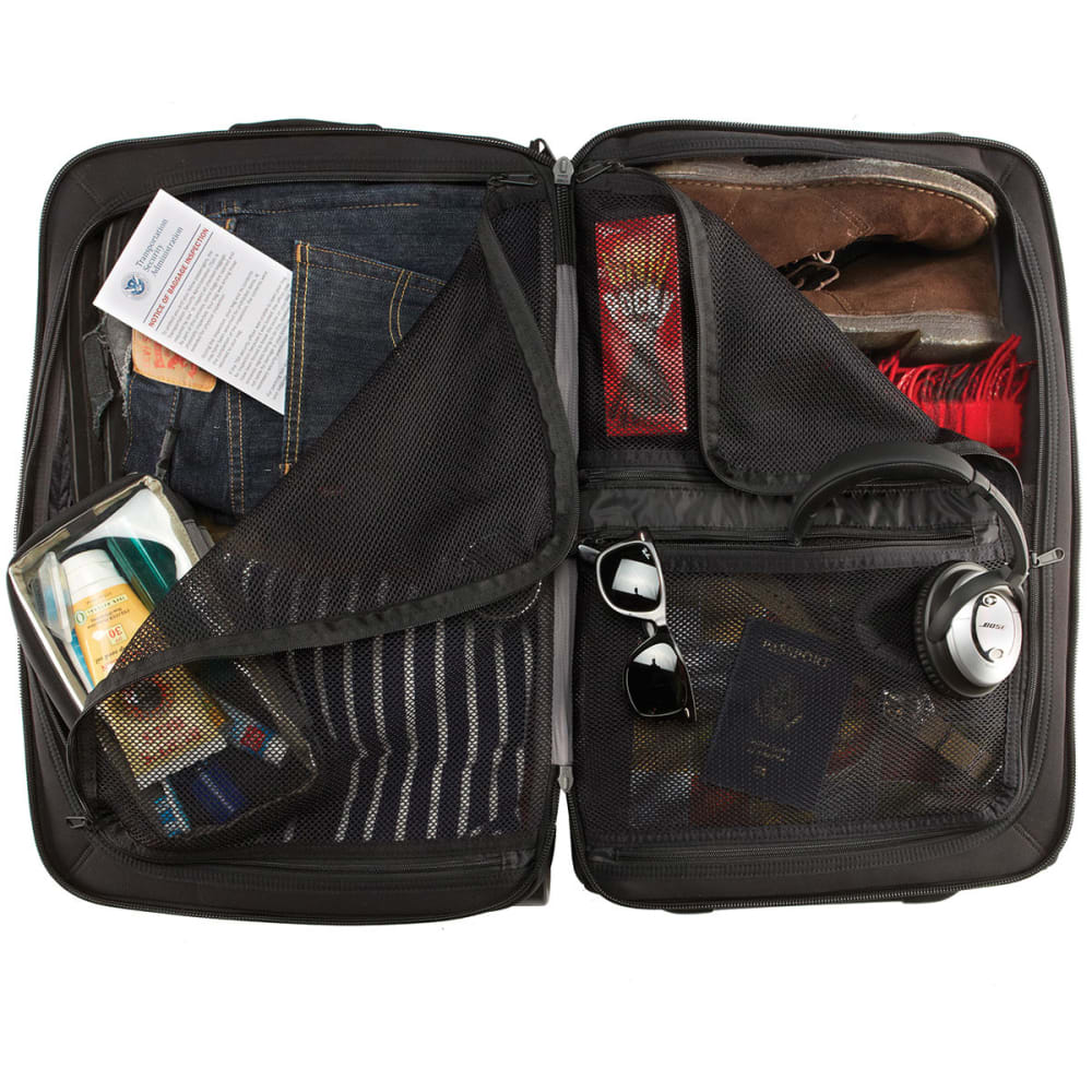 TIMBUK2 Copilot 20 Wheeled Luggage - BLACK