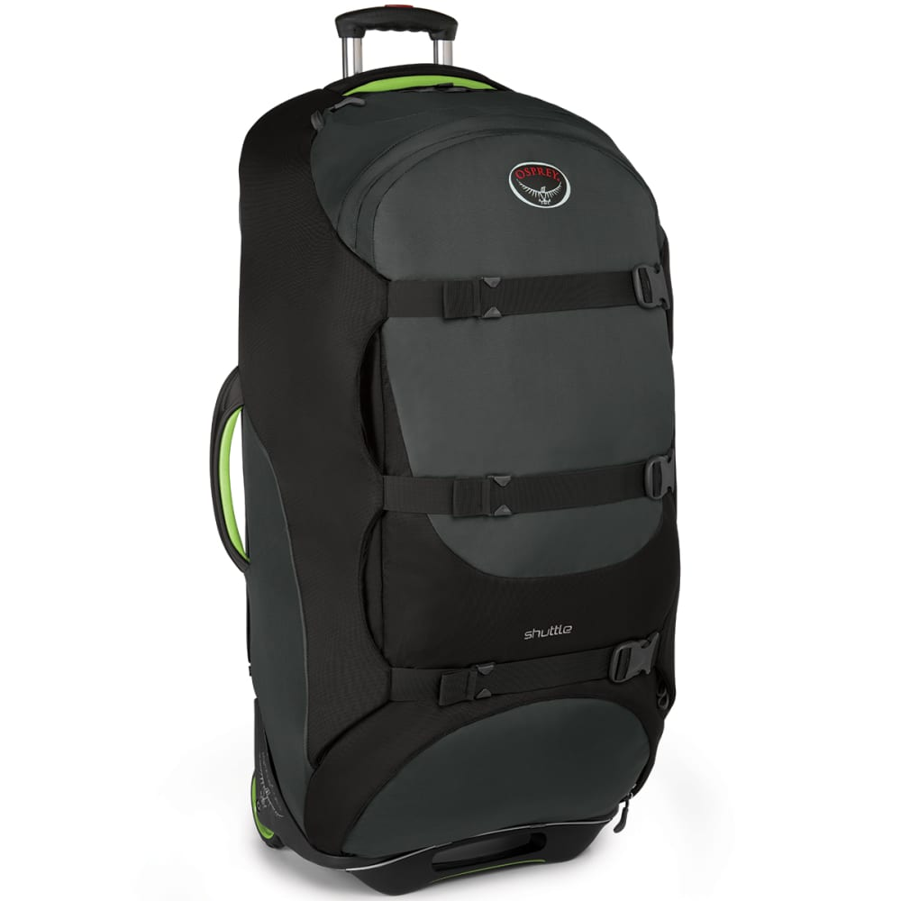OSPREY Shuttle 36 Rolling Gear Bag - METAL