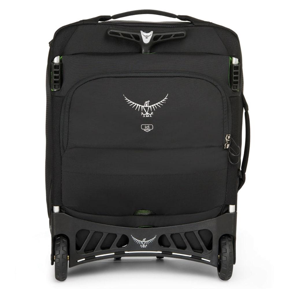 "OSPREY Ozone 36L/18"" Wheeled Luggage - BLACK"