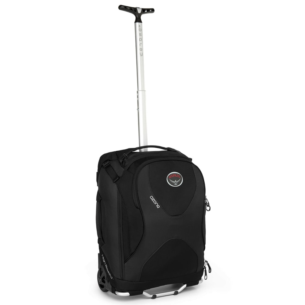 "OSPREY Ozone 36L/18"" Wheeled Luggage - BLACK"