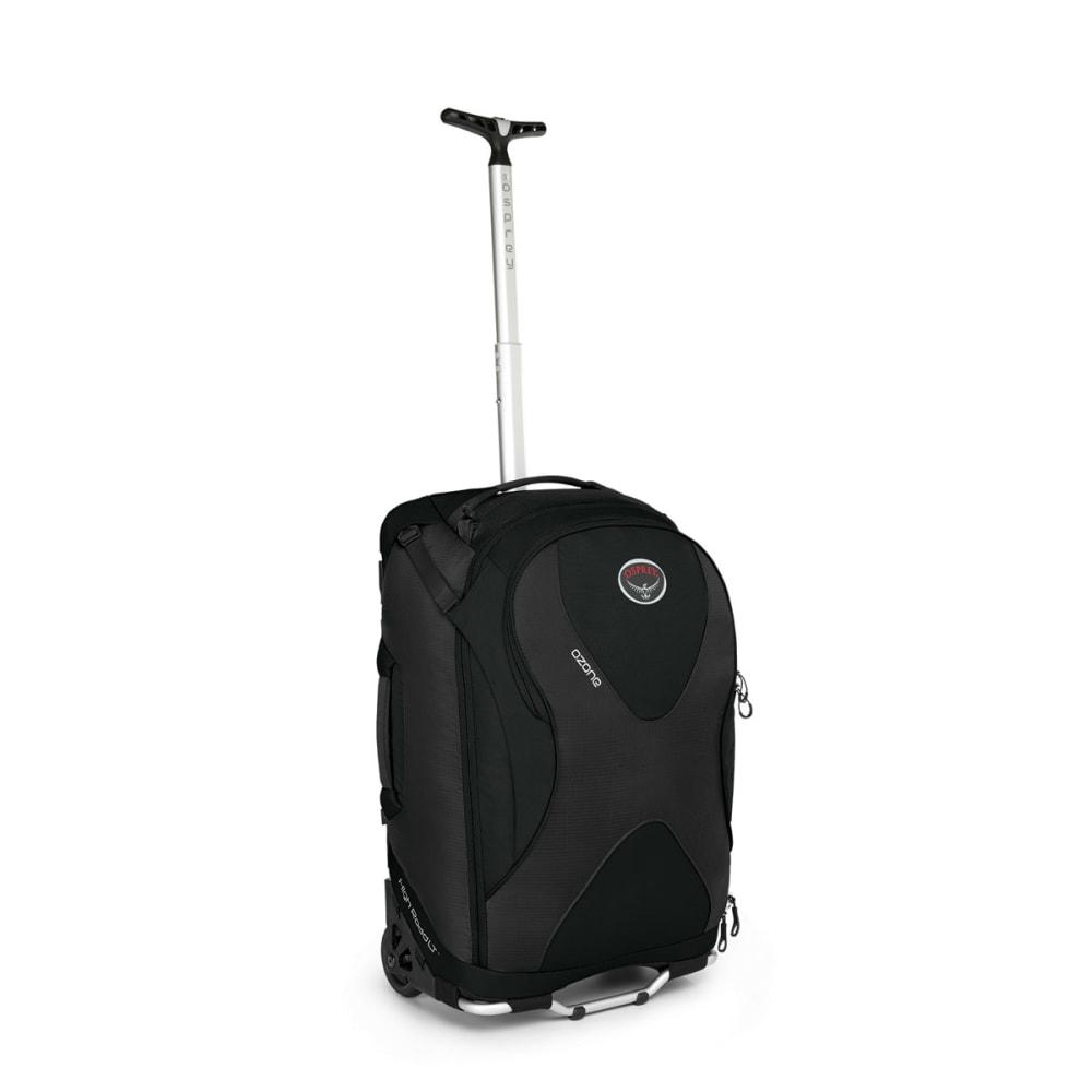 OSPREY Ozone Wheeled Luggage, 22 - BLACK