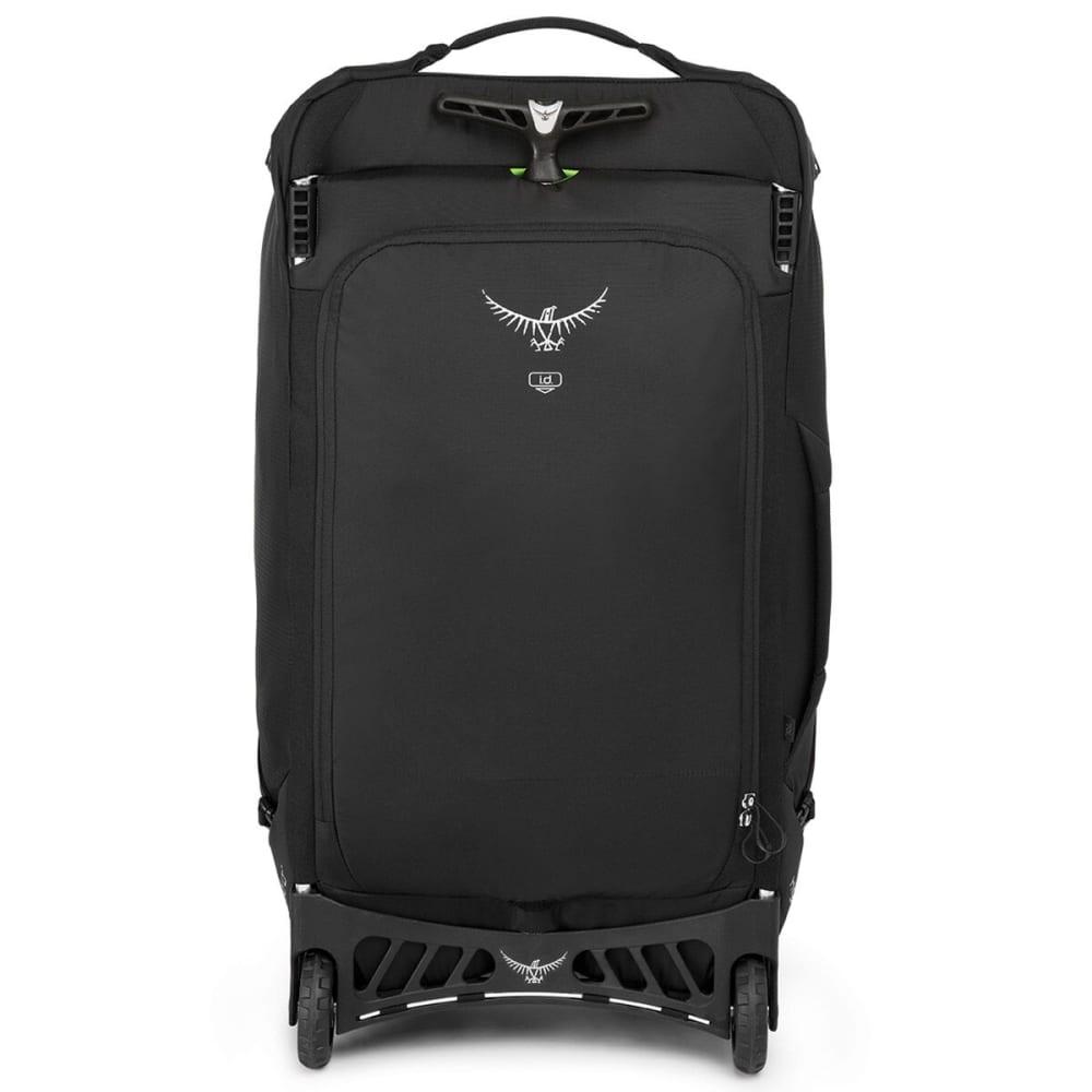 """OSPREY Ozone Convertible 75L/28"""" Wheeled Luggage - BLACK"""