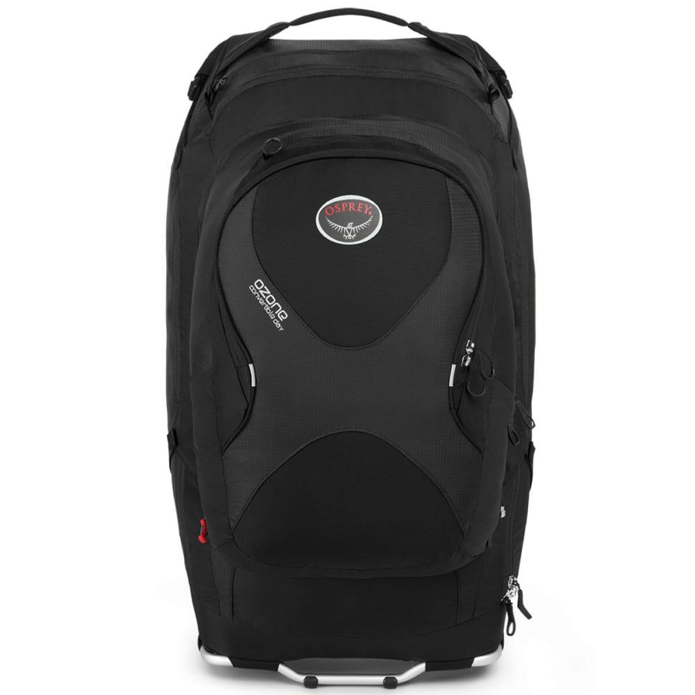 OSPREY Ozone Convertible Wheeled Luggage, 28 in. - BLACK