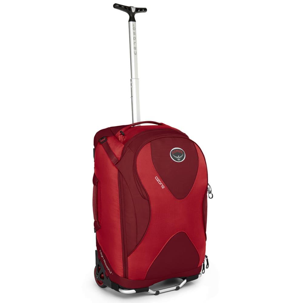 "OSPREY Ozone 80L/28"" Wheeled Luggage - HOODOO RED"