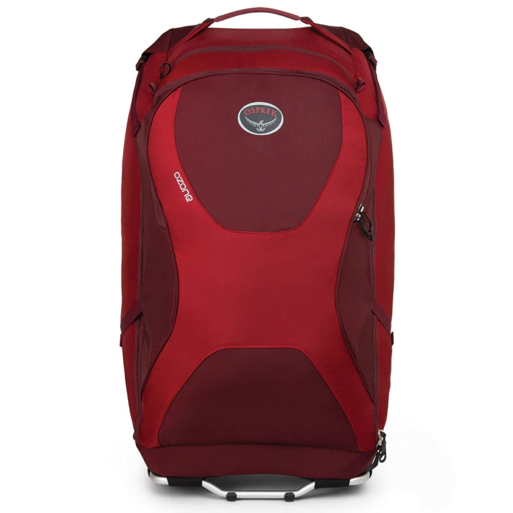 OSPREY Ozone Wheeled Luggage, 28 - HOODOO RED