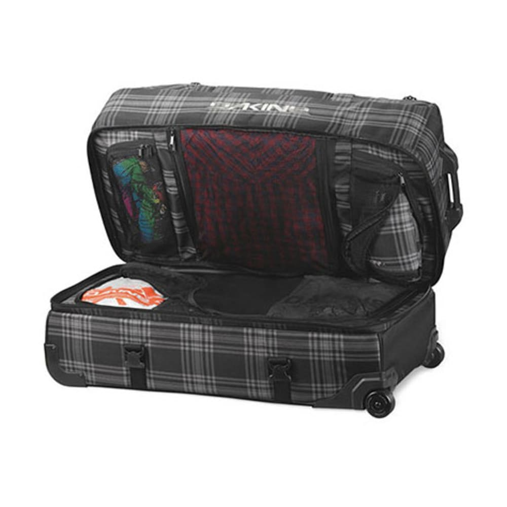 DAKINE Split Roller 65L Wheeled Luggage - BLACK