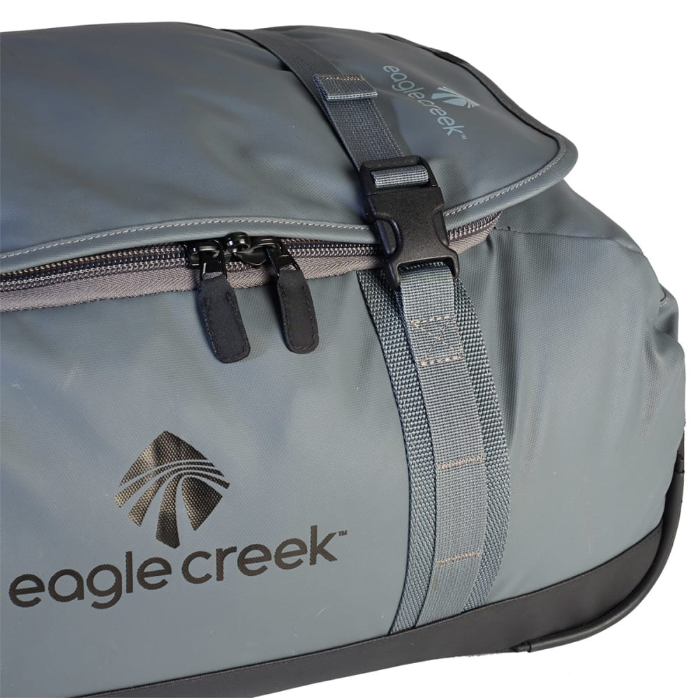 EAGLE CREEK Flatbed Duffel 22 - STONE GREY