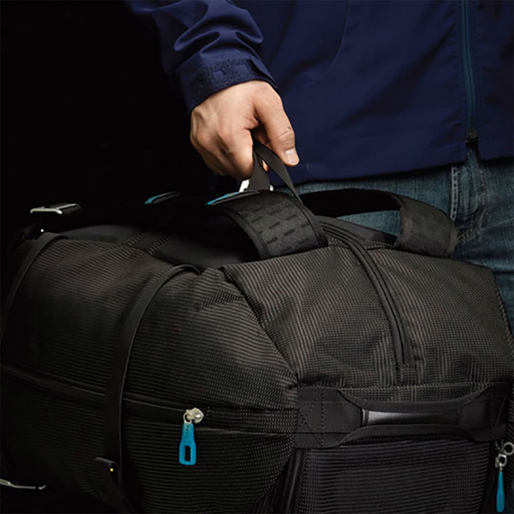 THULE Crossover 40 L Duffel Pack - BLACK