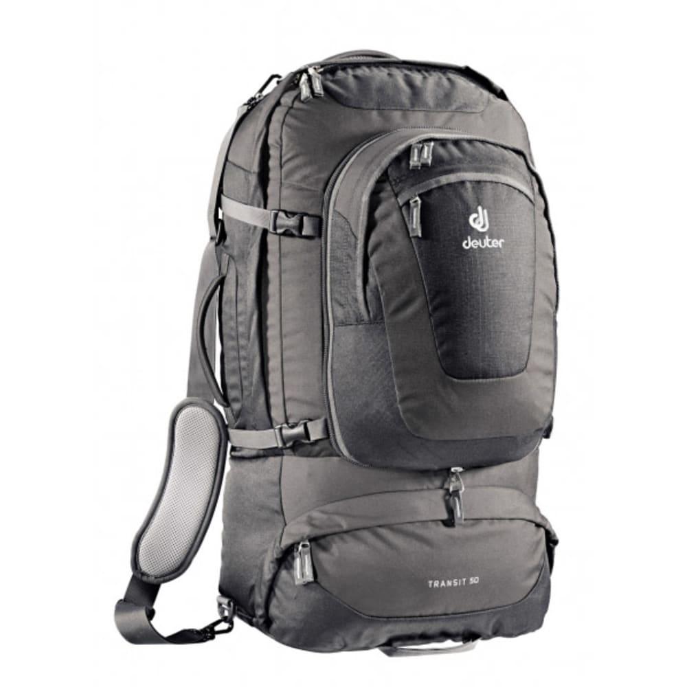 DEUTER Transit 50 Backpack - BLACK